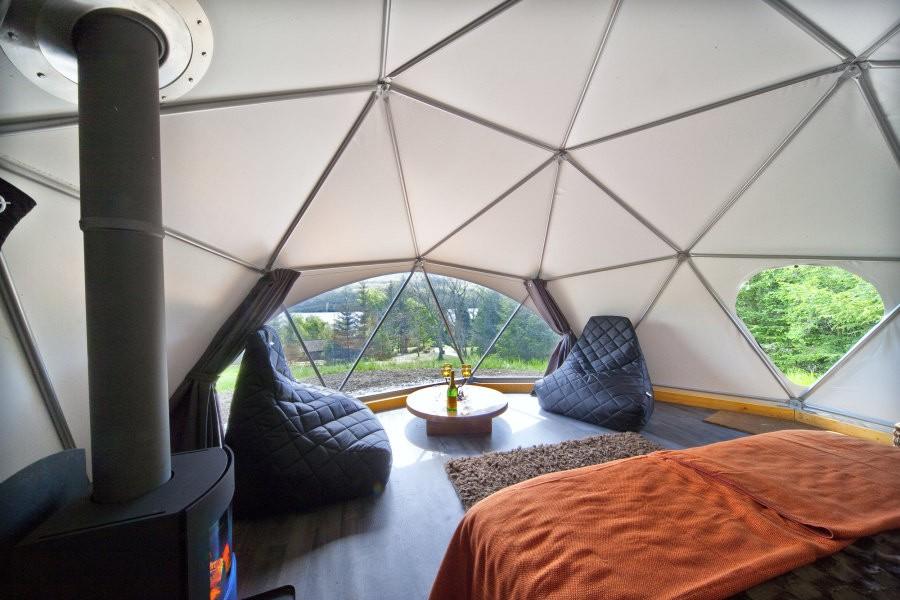 Jardin igloo transparent dme tentes pour venteTente de foire commercialeID de produit