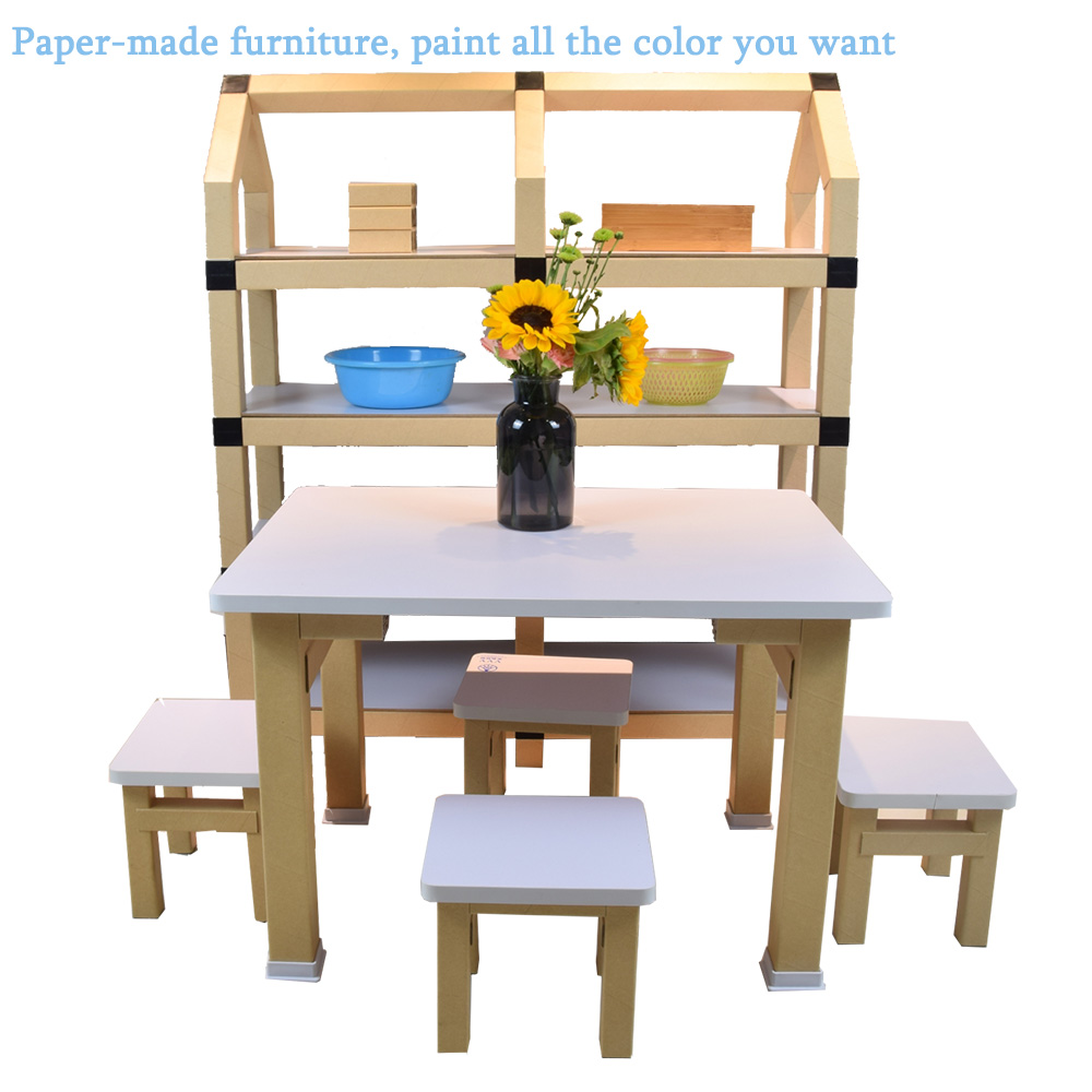Kids Wood Table And Chairs Healthy Paper Furniture Kids Table Chair Set Of Children Furniture Guangdong Buy Children Furniture Guangdong Paper Furniture Kids Table Chairs