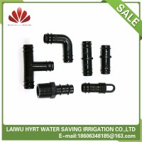 Wholesale Plastic Barb Irrigation Pipe Fittings - Buy ...