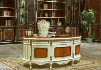 Palace Princess Swivel Chair,Royal And Elegant Wooden ...