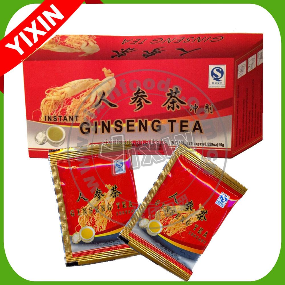 Ginger Tea Honey Ginseng