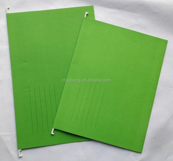Colorful 11x17 Hanging File Folders
