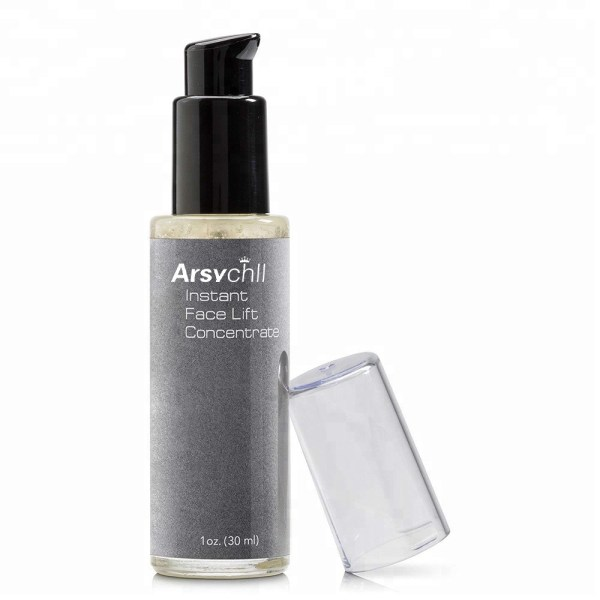 Private Label Facial Instant Lift Face Serum For Face With