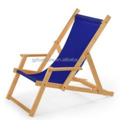 Canvas Beach Chair Wholesale Linens And Covers Wood Patio Deck Buy Wooden Product On Alibaba Com