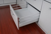 Double Rods Tandem Box Drawer Slide Yl-119 Kitchen Sliding ...