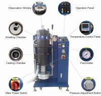 Jewelry Castings Vacuum Induction Melting Furnace - Buy ...