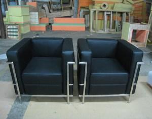 Le Corbusier Modern Furniture Zone