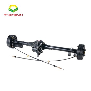 Tcq1002-1n Series China Factory Export Electric Drive Axle