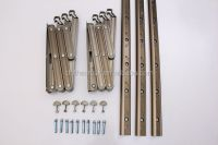 Wall Mounted Clothes Hanger Rack Clothes Display Rack ...