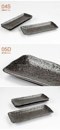 Japanese Restaurant Ceramic Tableware&ceramic Sushi Plate ...
