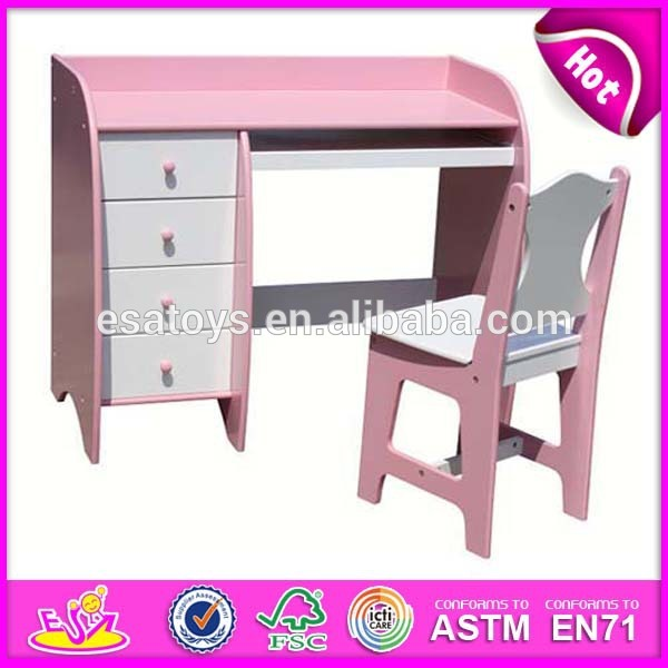 study table and chair for kids french country chairs wooden student toy school