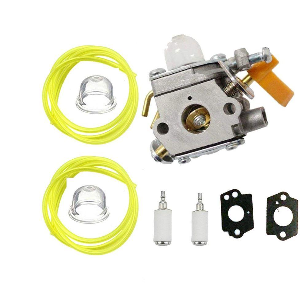 medium resolution of outgoings 308054034 308054014 308054028 carburetor with adjustment tool fuel line turn up kit for zama c1u h60d