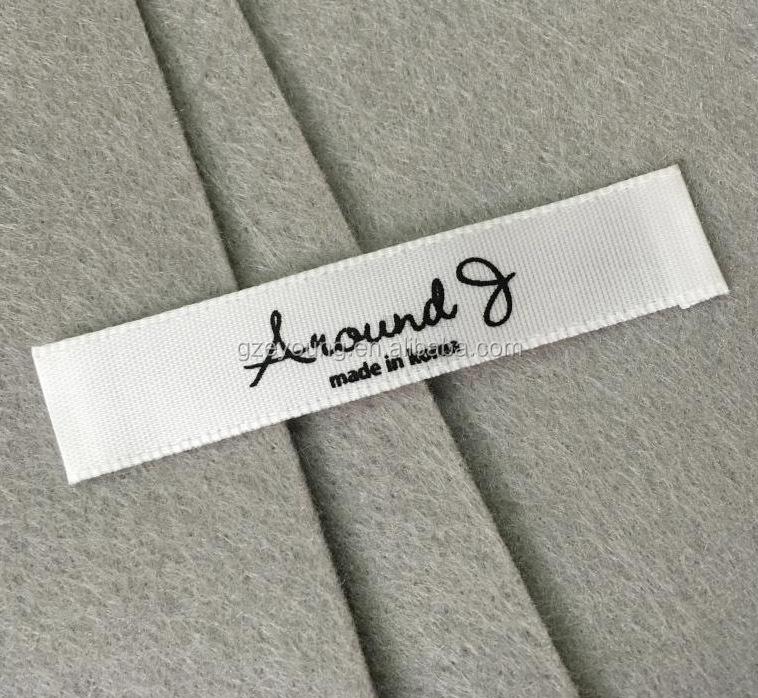china clothing labels wholesale
