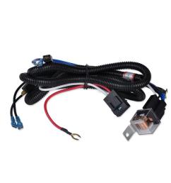 car parts car relay harness 12v 40a 4 pin harness socket with color labeled wires for  [ 1000 x 1000 Pixel ]
