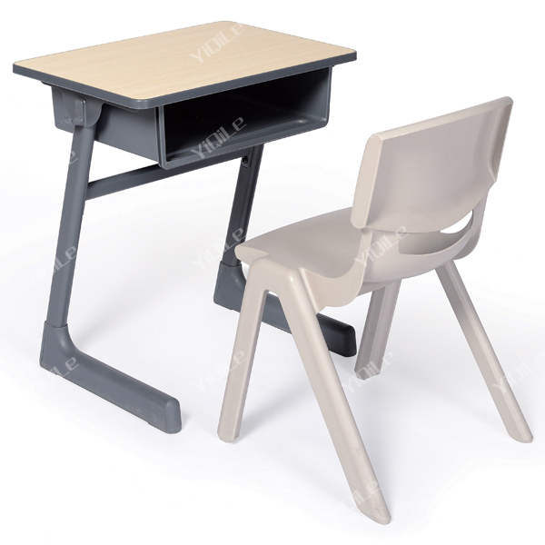 Middle And Primary School Desk Furniture Plastic Desk By