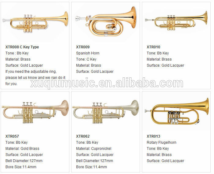Brass Instrumentband Instruments Marching French Horn For