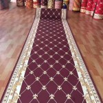 Top Quality Easy To Install Modern Pattern Home Use Red Carpet Runner Area Rugs Buy High Quality Home Use Carpet Runner Custom Modern Pattern Carpet