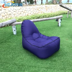 Air Bag Chair Allsteel Relate Instructions Best Selling Color Beach Bed 100 Nylon Comfortable Inflatable Lounger Sofa