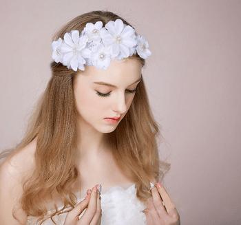 china suzhou bridal hair