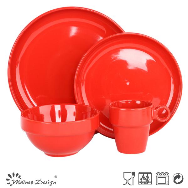 Red Dinnerware Sets Wholesale Used Restaurant Dinnerware