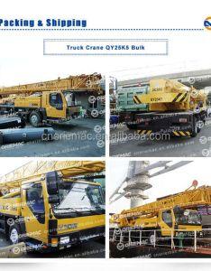 Zoomlion ton qy  truck crane also buy rh alibaba