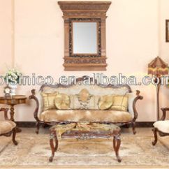 Antique Living Room Chair Styles Tank Aalto Arabia Style Wooden Home Furniture Sofa Set Luxury High Quality Single