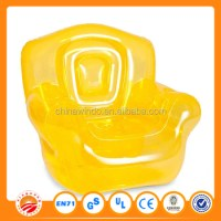 Pvc Flocking Sofa Bed Heavy Duty Inflatable Chair ...