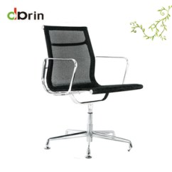 Chair Revolving Steel Base With Wheels Cloth High China Manufacturers And Suppliers On Alibaba Com