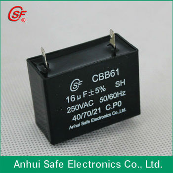 Capacitor Polarity Manufacturer By Pp Film On Fan Used With Ce Approve Buy Capacitor Polarity 1000uf Capacitor Polarity Axial Capacitor Polarity