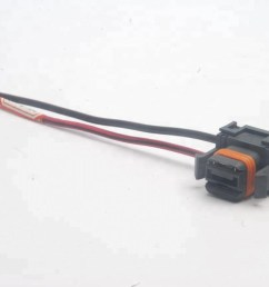 custom electrical automotive wiring harness with 2 pin female 7 8mm series auto connector [ 1000 x 870 Pixel ]