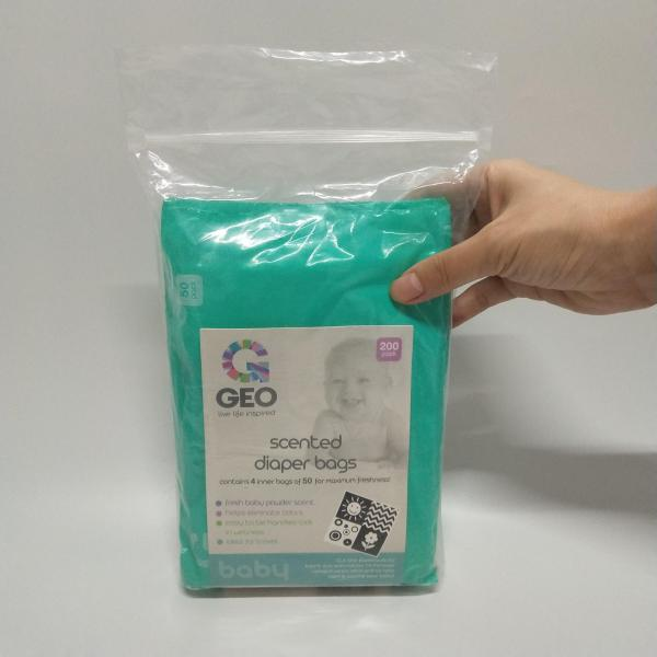 Hot Biodegradable Custom Baby Disposable