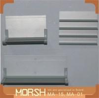 Aluminium Whiteboard Marker Holder