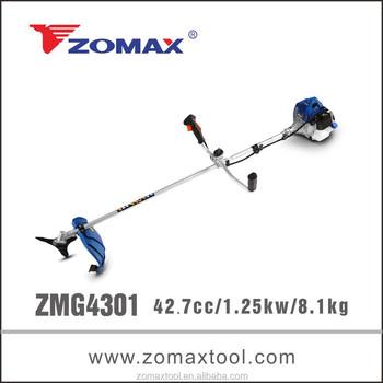 garden tool 43cc ZMG4301 1.25kw underwater grass cutter