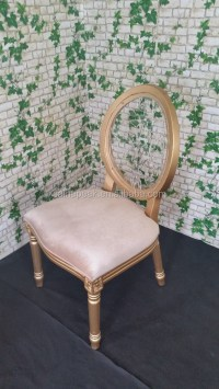 Wedding Wooden Louis Xv Chair / Wood Chair / Round Back ...