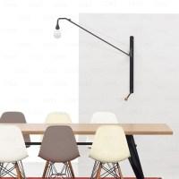Jean Prouve Potence Wall Lamp Big