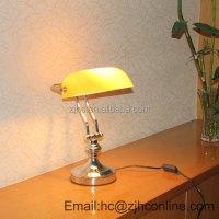 Gs/ce/rohs Certificate Golden Solid Brass Banker Glass ...