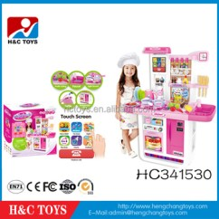 Kitchen Cooking Games 3 Piece Set Battery Operated Touch Screen Toys Play For Girls Hc341530