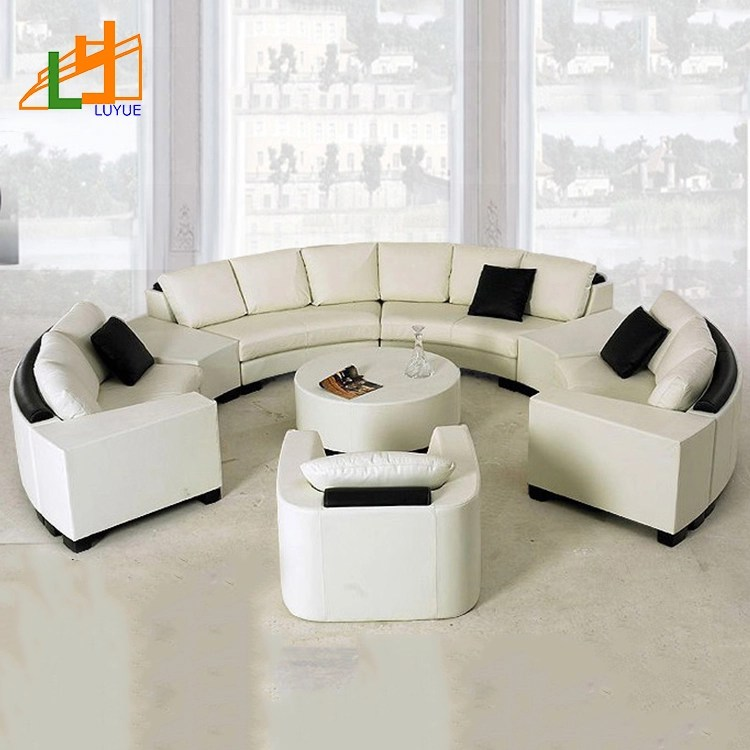 fashion european royal furniture leather 5 seater round leather sofa set for living room buy modern sofa set 5 seater sofa set sofa set designs