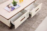 Modern Design Wooden Glass Top Center Table Designs ...