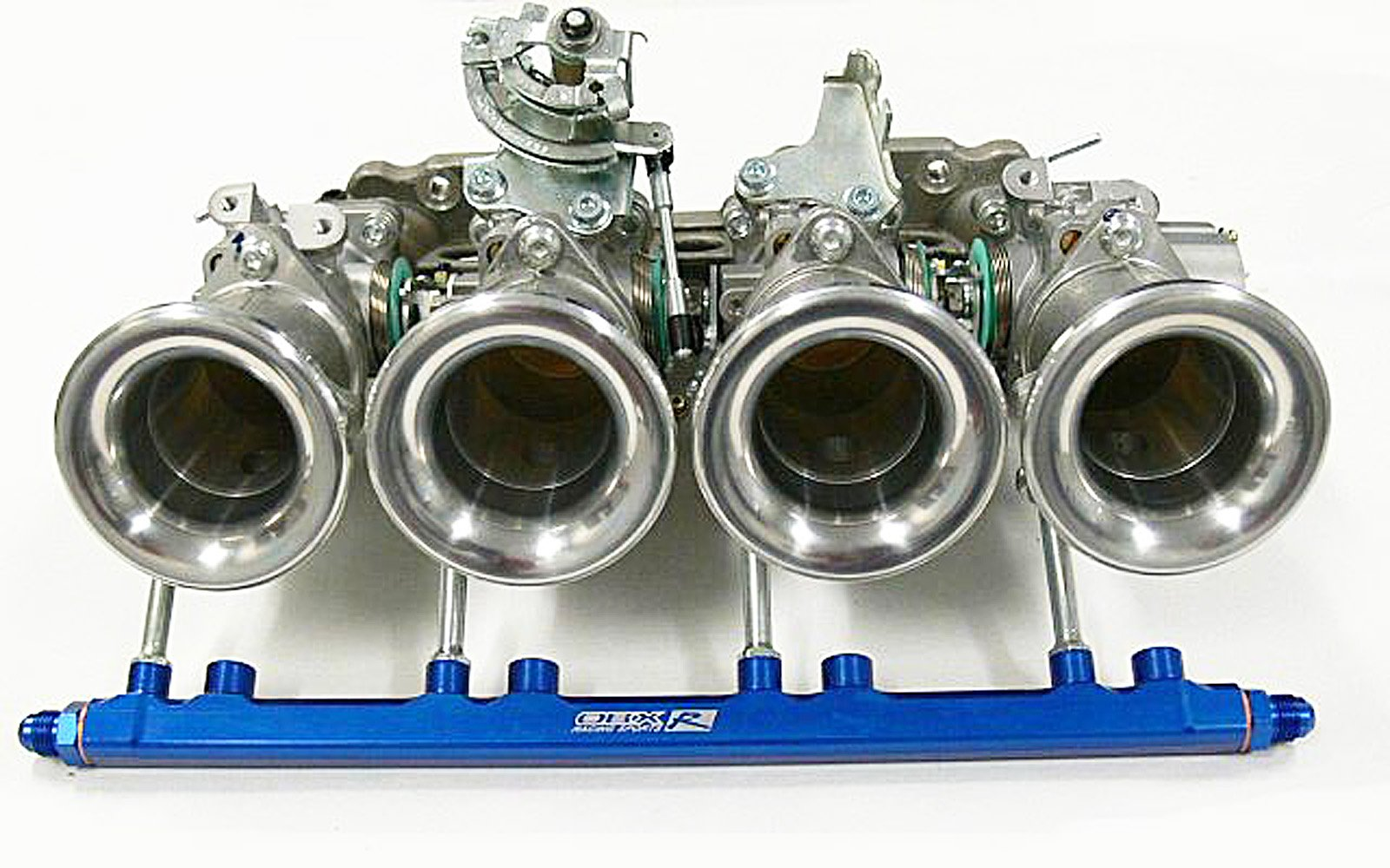 hight resolution of obx individual throttle body for 92 95 honda civic d16z6 itb