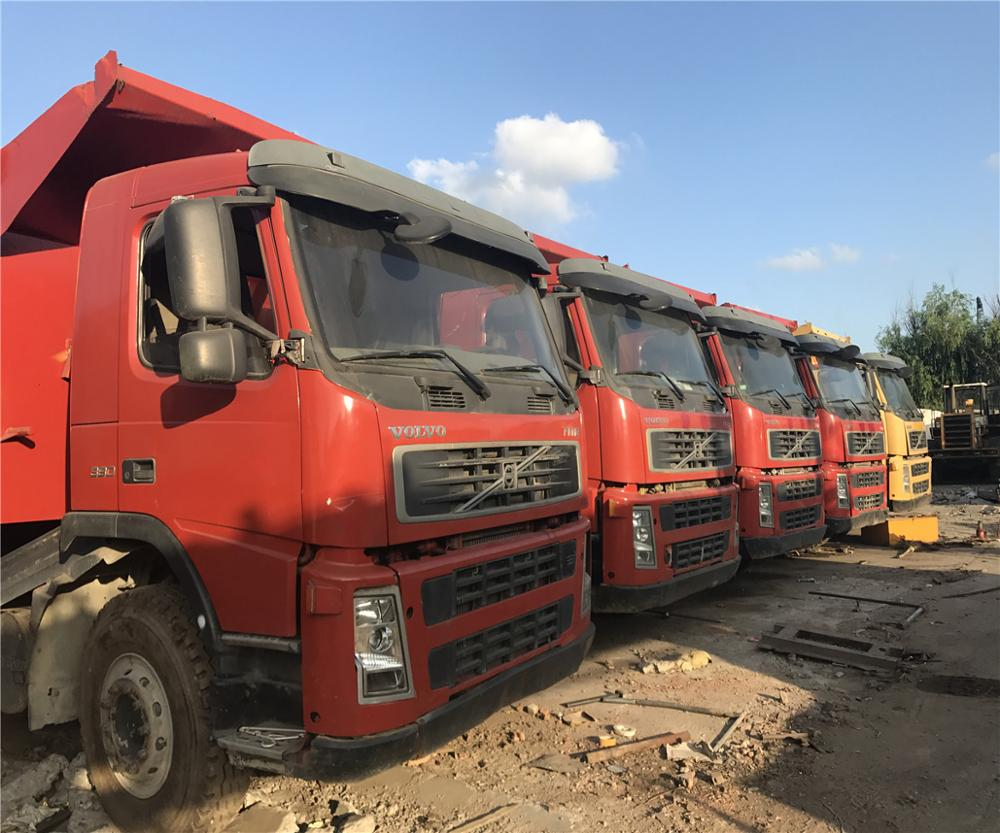 hight resolution of volvo make 25t 40t dump truck used volvo howo shacman hino 6 4 style dump