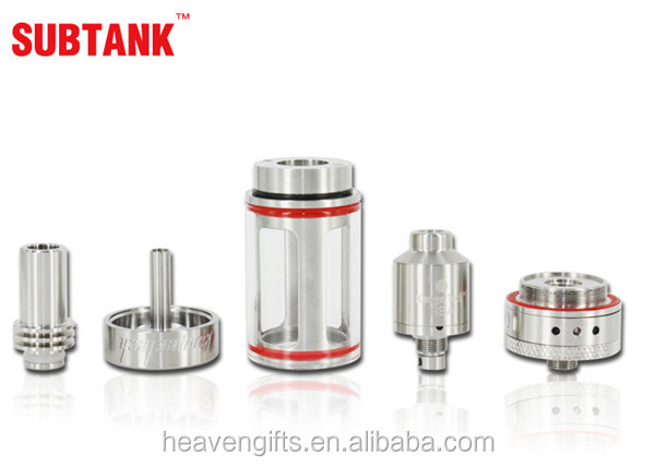 Wholesale Kangertech Subtank Vape Kit With Occ Rba Coils 0