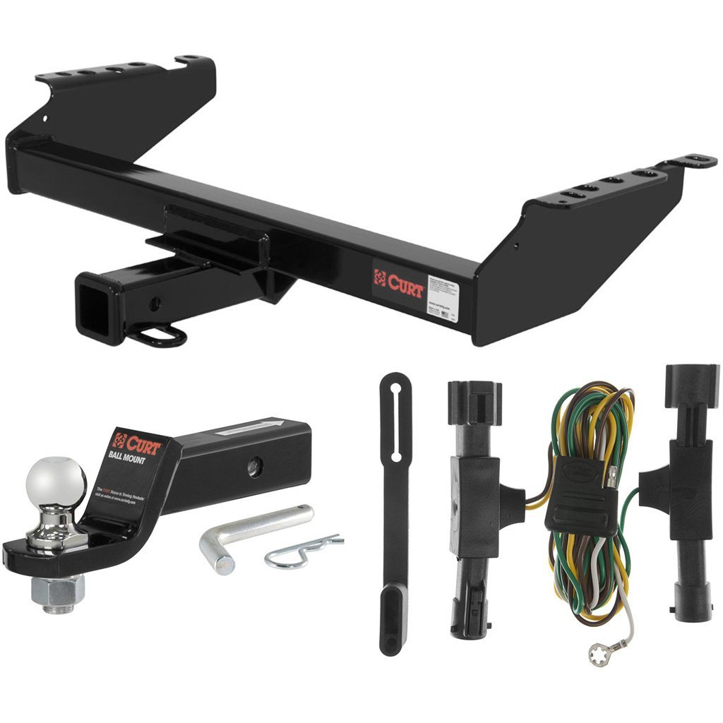 hight resolution of buy curt class 3 hitch tow package with 1 7 8 quot ball for 1992 1996 ford bronco in cheap price on m alibaba com