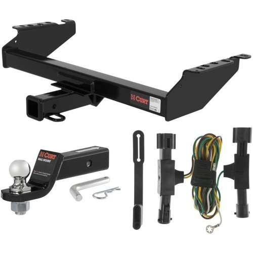 small resolution of buy curt class 3 hitch tow package with 1 7 8 quot ball for 1992 1996 ford bronco in cheap price on m alibaba com