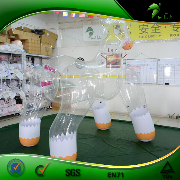 cheval gonflable transparent en pvc pour hommes jouet de dessin anime d animaux buy horse inflatable transparent big horse inflation dolls for