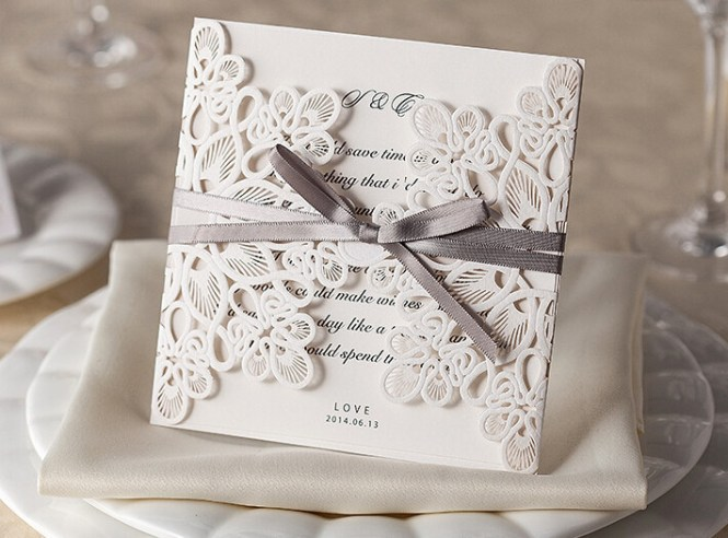 Wedding Invitations Latest Card Designs From Paper Crafts Factory Laser Cut Invitation