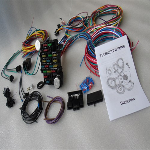 small resolution of ez wiring harness 21 circuit chevy mopar wiring harness kits