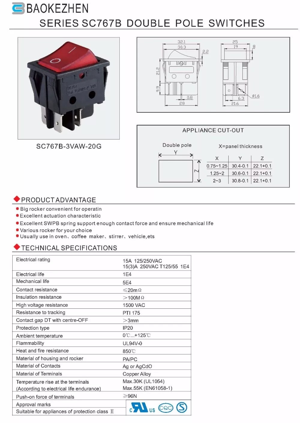 hight resolution of double pole gray rocker switch dpdt dpst on off on on on