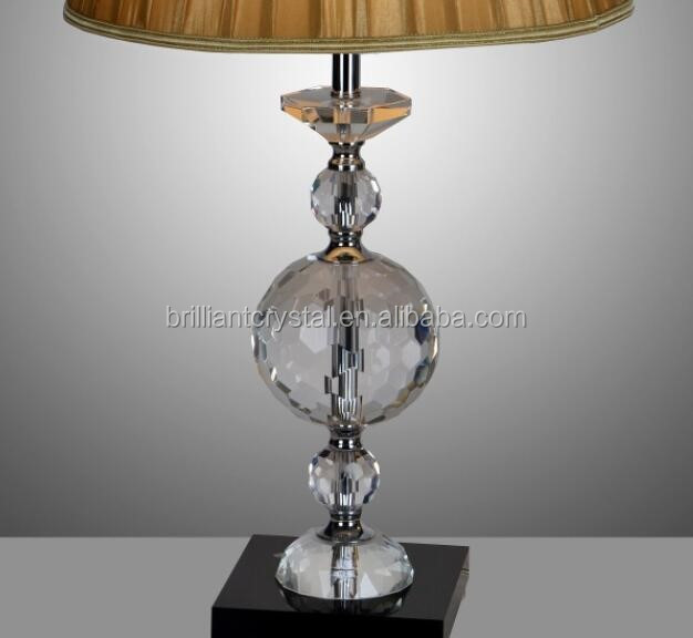 Machine Cut Crystal Table Lamp Spare Parts