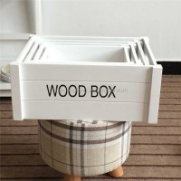 Small Wooden Craft Boxes To Decorate - Buy Wooden Craft ...